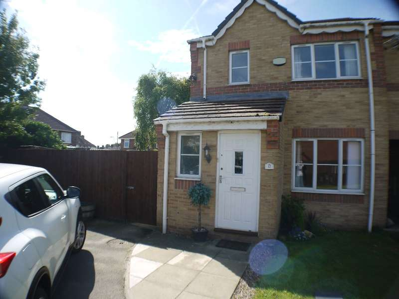 3 Bedrooms Semi Detached House for sale in Drum Close, Liverpool, L14