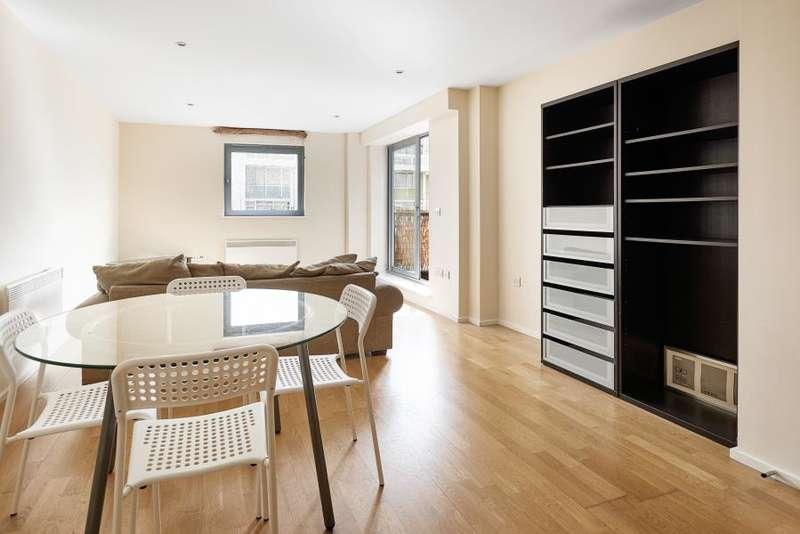 1 Bedroom Flat for sale in Arta House, Devonport Street, E1