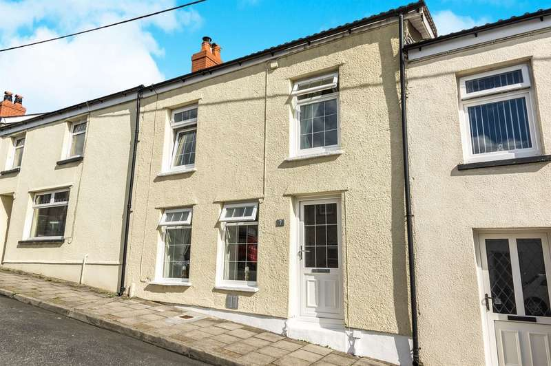 3 Bedrooms Terraced House for sale in Manest Street, Rhymney, Tredegar