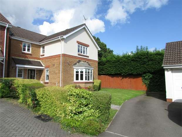 4 Bedrooms Detached House for sale in Parc Penscynnor, Cilfrew, Neath, West Glamorgan