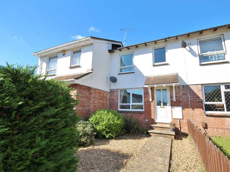 3 Bedrooms Terraced House for sale in Meadowsweet Road, Poole, BH17