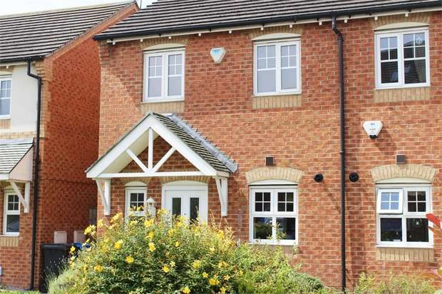 2 Bedrooms Semi Detached House for sale in Hainsworth Park, Hull, East Riding of Yorkshire