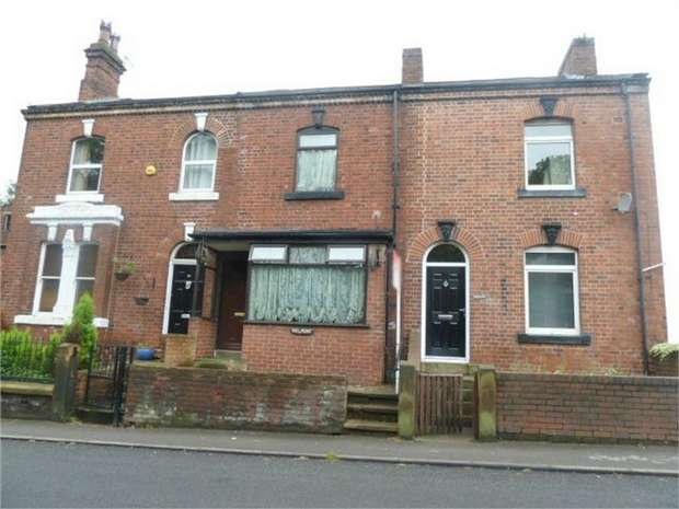 2 Bedrooms Terraced House for sale in The Green, Ossett, West Yorkshire