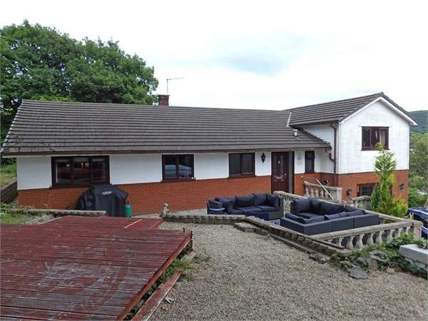 4 Bedrooms Detached House for sale in Glynmeirch Road, Trebanos, Pontardawe, Swansea, West Glamorgan