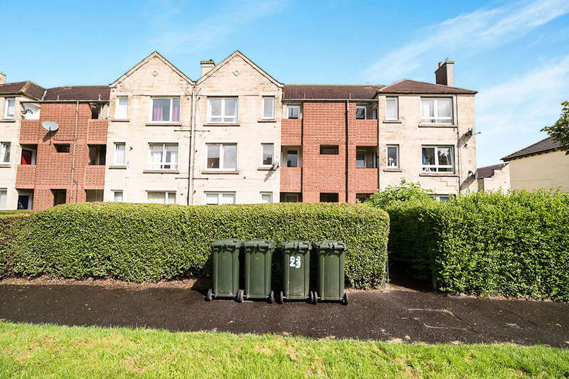 2 Bedrooms Flat for sale in Sleigh Drive, Edinburgh, EH7