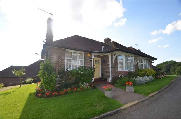 2 Bedrooms Semi Detached Bungalow for sale in Hammers Lane, London