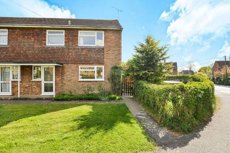 3 Bedrooms Semi Detached House for sale in Forge Meads, Wittersham, Tenterden, TN30