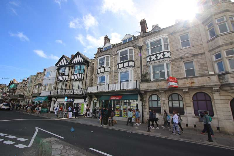 2 Bedrooms Flat for sale in INSTITUTE ROAD, SWANAGE