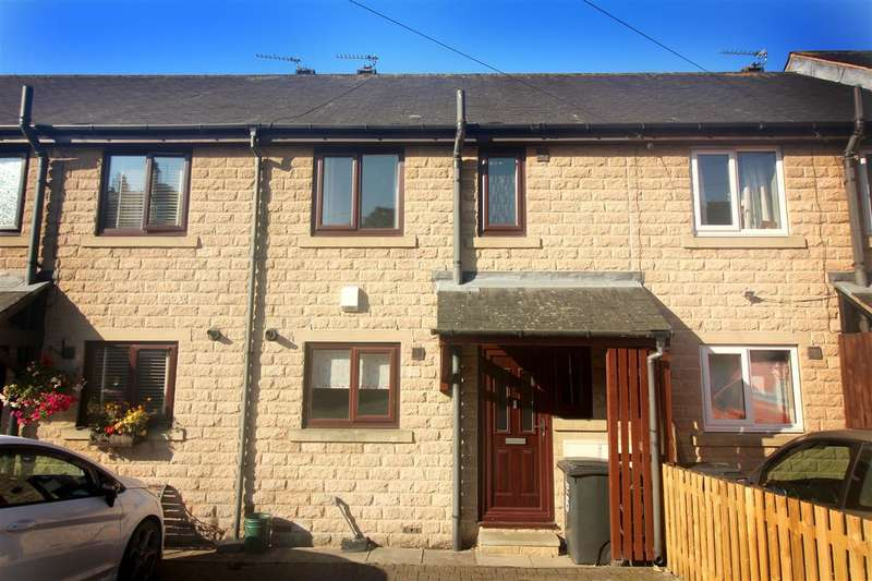 3 Bedrooms Town House for sale in Industrial Road, Off Tower Hill, Sowerby Bridge