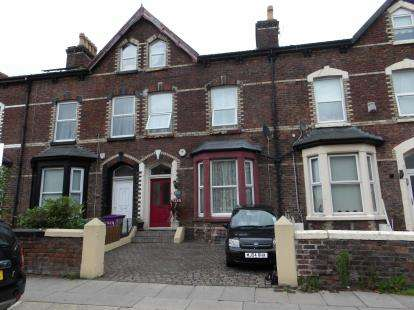 4 Bedrooms Terraced House for sale in Walton Breck Road, Liverpool, Merseyside, L4