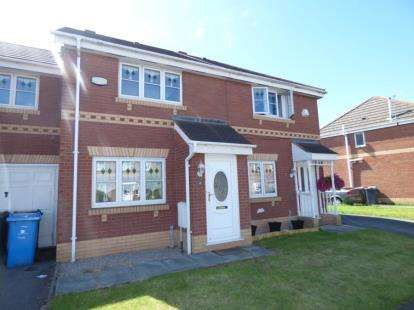 3 Bedrooms Semi Detached House for sale in Penda Drive, Kirkby, Merseyside, L33