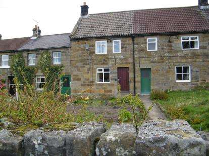 2 Bedrooms Terraced House for sale in Westerdale, Whitby, North Yorkshire