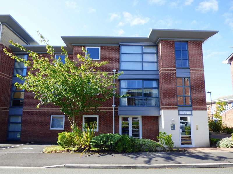 2 Bedrooms Apartment Flat for sale in Hollinshead House, Bailey Avenue, St Annes