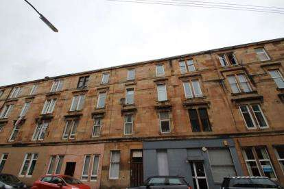 2 Bedrooms Flat for sale in Deanston Drive, Glasgow, Lanarkshire
