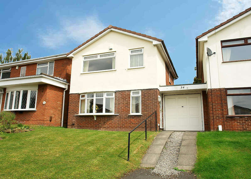 3 Bedrooms Semi Detached House for sale in 34 Amberwood, Firwood Park, Chadderton