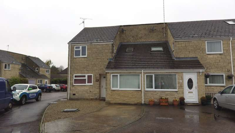 4 Bedrooms End Of Terrace House for sale in Rose Way