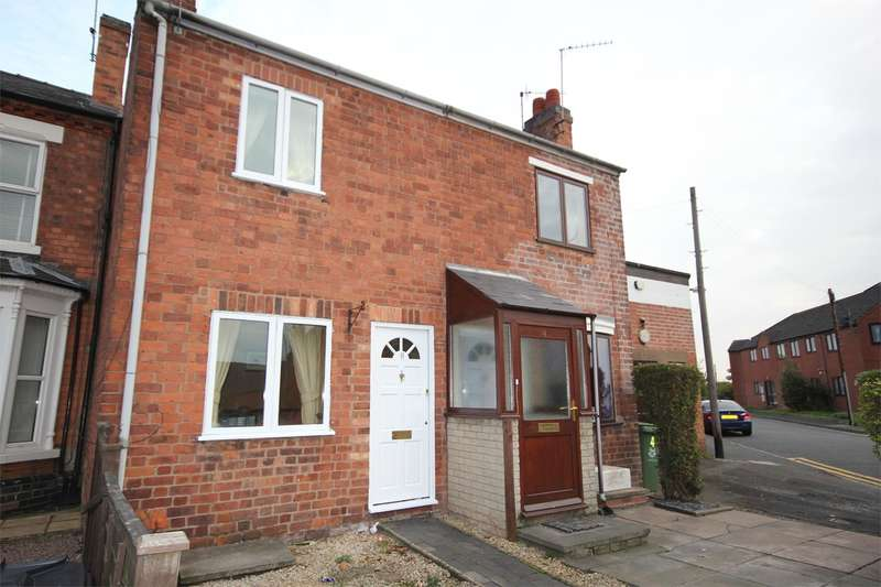 2 Bedrooms Terraced House for sale in Melbourne Street, Barbourne, Worcester, WR3