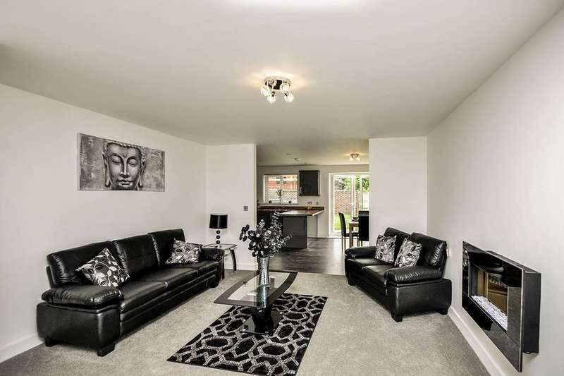 3 Bedrooms Semi Detached House for sale in Plot Three Pilsley Road, Danesmoor, Chesterfield, S45
