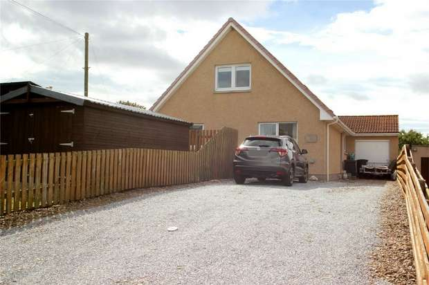 4 Bedrooms Detached House for sale in 16b Mid Street, Hopeman, Moray