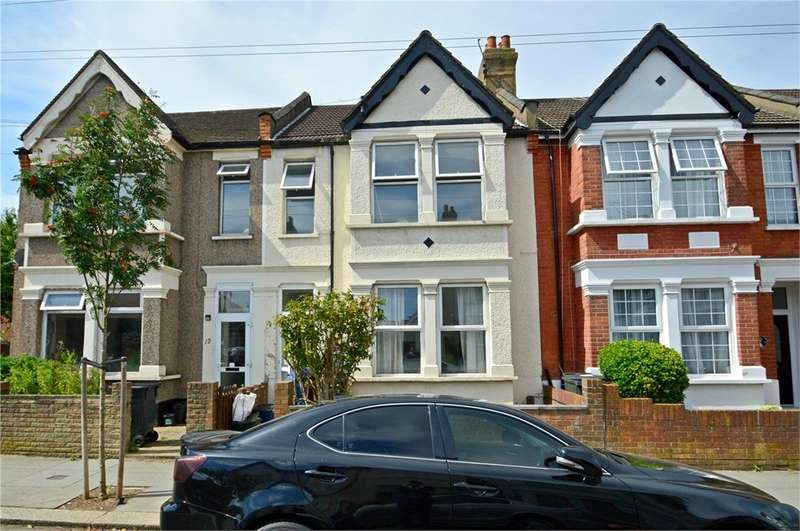 3 Bedrooms End Of Terrace House for sale in Beckford Road, Croydon, Surrey