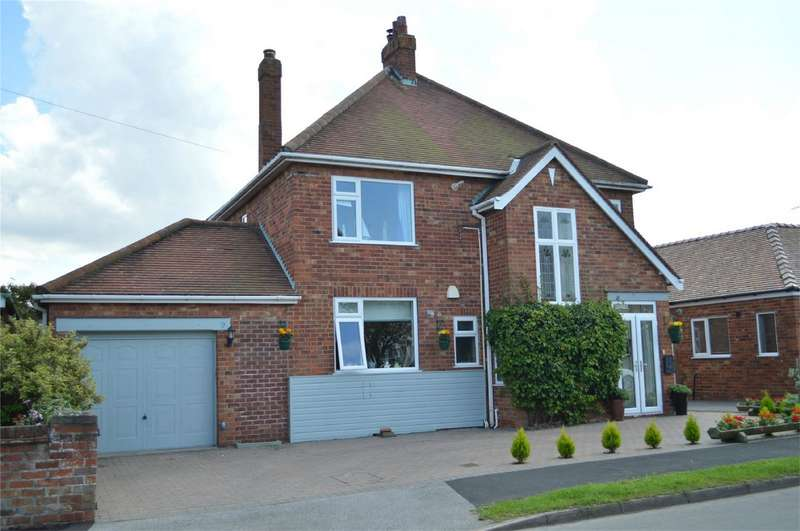 3 Bedrooms Detached House for sale in 9 Shaftesbury Avenue, Hornsea, East Riding of Yorkshire