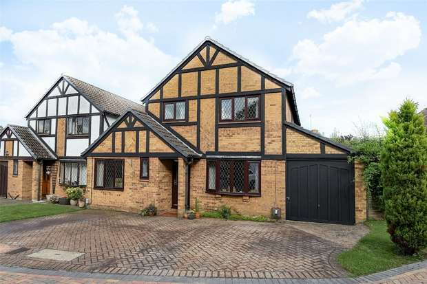 3 Bedrooms Detached House for sale in Chaucer Way, WOKINGHAM, Berkshire