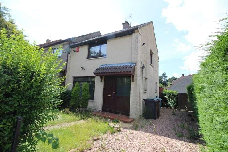 2 Bedrooms Property for sale in Rimbleton Avenue, Glenrothes, KY6