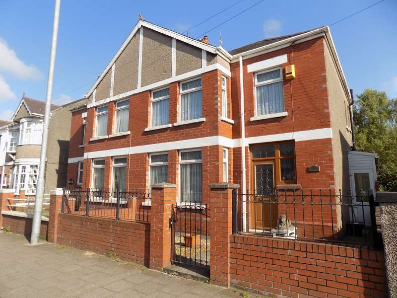 3 Bedrooms Semi Detached House for sale in Victoria Road, Port Talbot, Neath Port Talbot. SA12 6AB