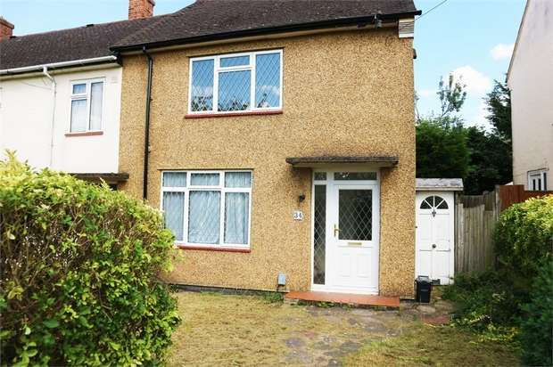 2 Bedrooms End Of Terrace House for sale in Stafford Road, Harrow, Greater London