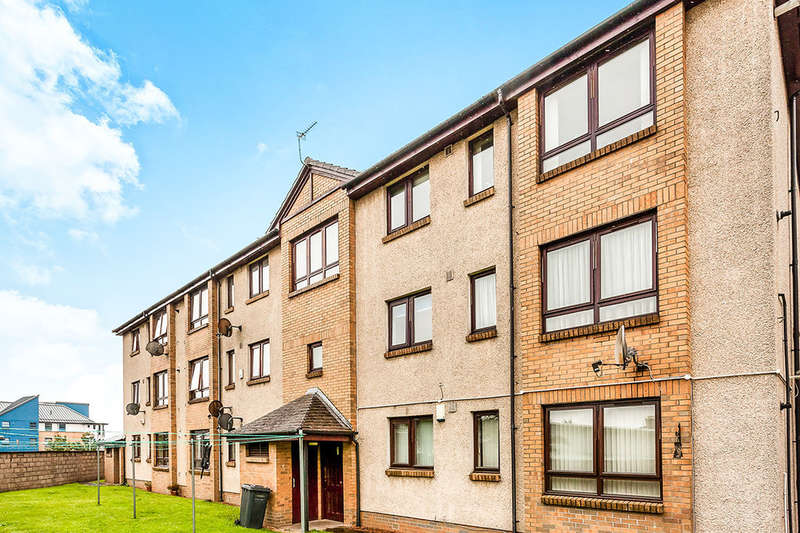 2 Bedrooms Flat for sale in North Erskine Street, Dundee, DD4