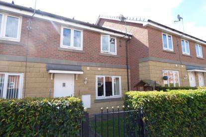 2 Bedrooms Terraced House for sale in Portland Road, Chapelford Village, Warrington, Cheshire