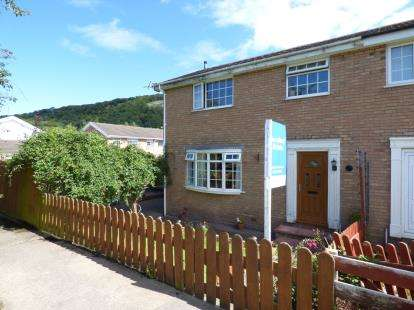 3 Bedrooms End Of Terrace House for sale in Marl Drive, Llandudno Junction, Conwy, LL31