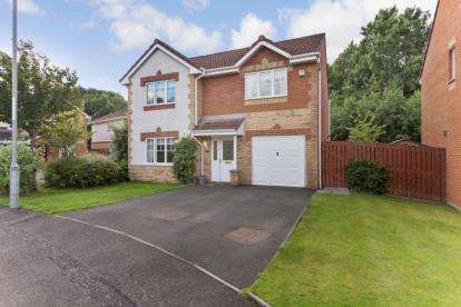 4 Bedrooms Detached House for sale in Centenary Crescent, Bellshill, North Lanarkshire