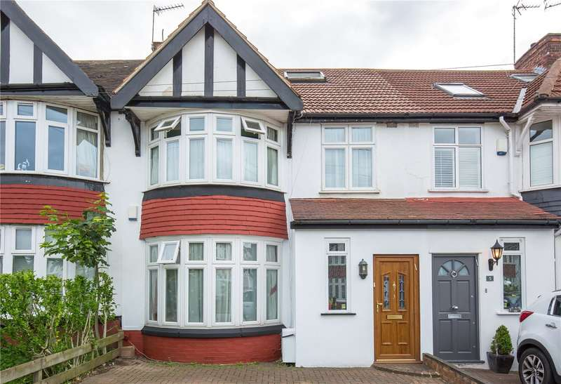5 Bedrooms Terraced House for sale in Manor Drive, Whetstone, London, N20