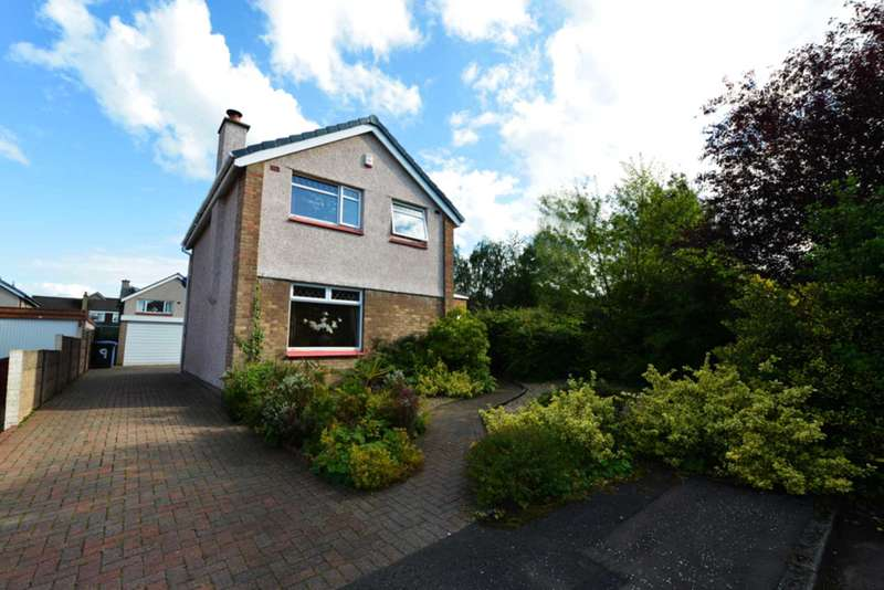3 Bedrooms Detached House for sale in Annfield Gardens, Blantyre
