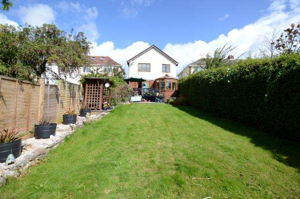 3 Bedrooms Detached House for sale in Ashburton Road, Newton Abbot, Devon