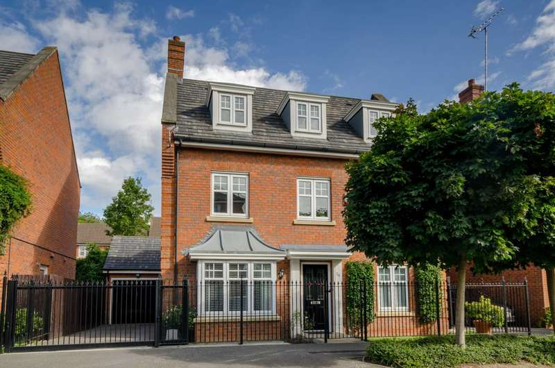 5 Bedrooms House for sale in Tavistock Avenue, Mill Hill East, NW7