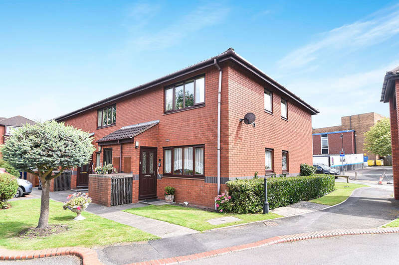 2 Bedrooms Flat for sale in Housman Park, Bromsgrove, B60