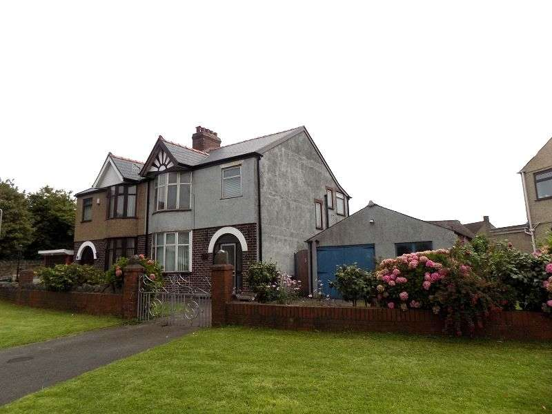 3 Bedrooms Semi Detached House for sale in Morfa Road, Margam, Port Talbot, Neath Port Talbot. SA13 2DL