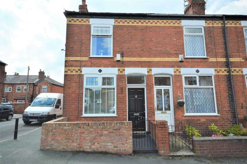 2 Bedrooms End Of Terrace House for sale in Grimshaw Street, Stockport