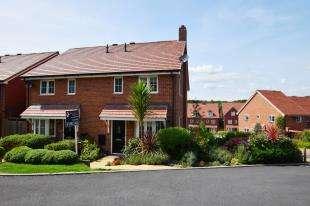 3 Bedrooms Semi Detached House for sale in Treetops Way, Heathfield, East Sussex
