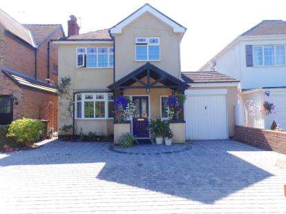 4 Bedrooms Detached House for sale in Phillips Lane, Formby, Liverpool, Merseyside, L37