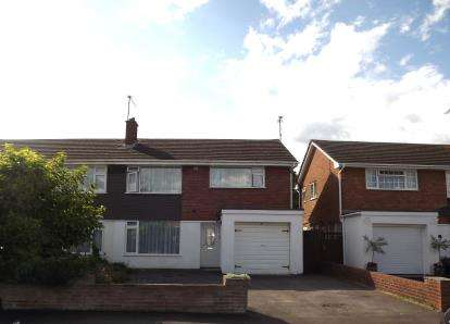 3 Bedrooms Semi Detached House for sale in Colebridge Avenue, Elmbridge, Gloucester, Gloucestershire