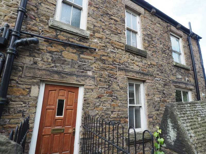 2 Bedrooms Terraced House for sale in Terrace Road, Chapel-en-le-Frith, High Peak, Derbyshire, SK23 0EX