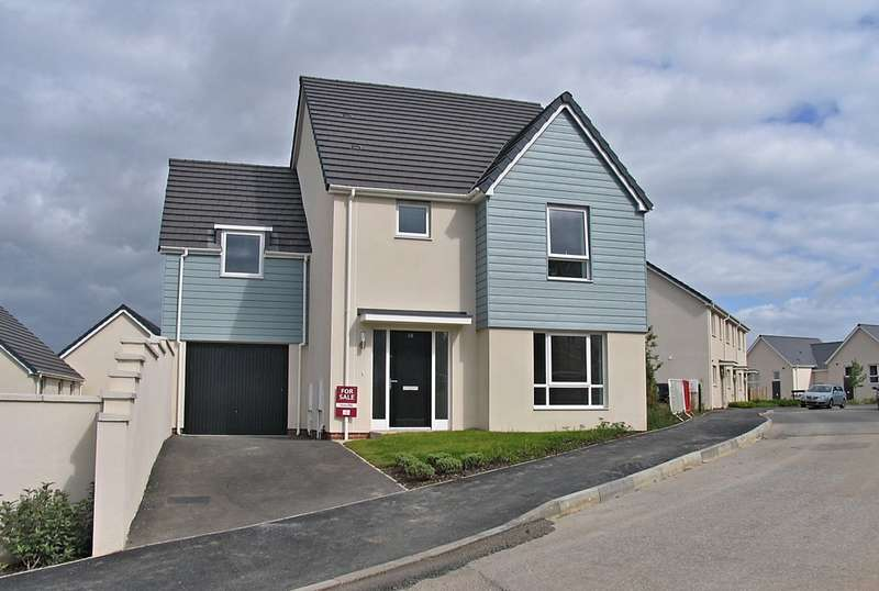 4 Bedrooms Detached House for sale in Totnes, South Devon TQ9