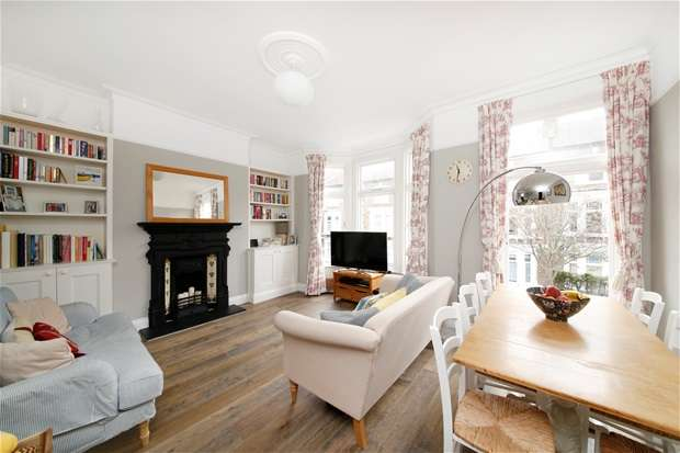 3 Bedrooms Flat for sale in Glengarry Road, East Dulwich