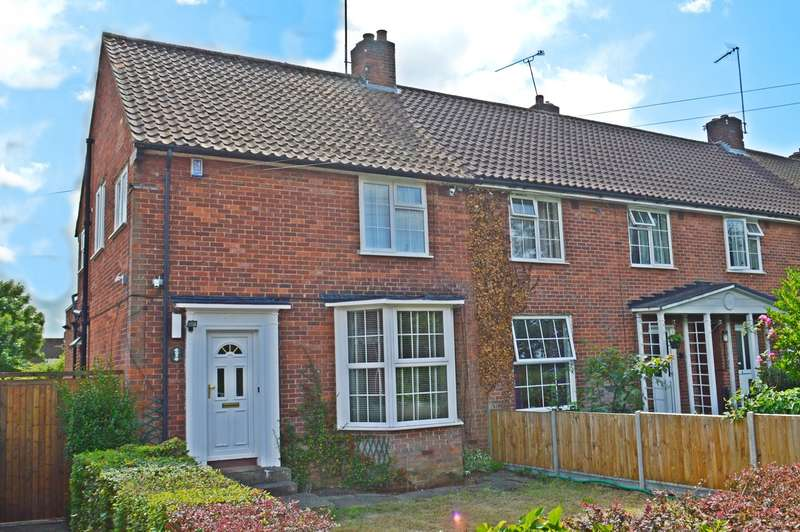 4 Bedrooms End Of Terrace House for sale in Sandpit Road, Welwyn Garden City, AL7
