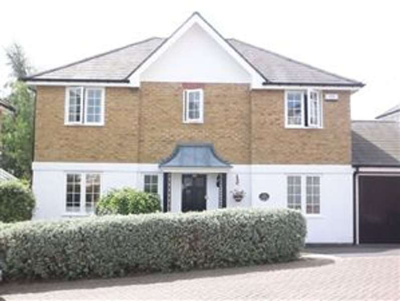 4 Bedrooms Detached House for sale in Fennel Close, Maidstone, Kent, ME16