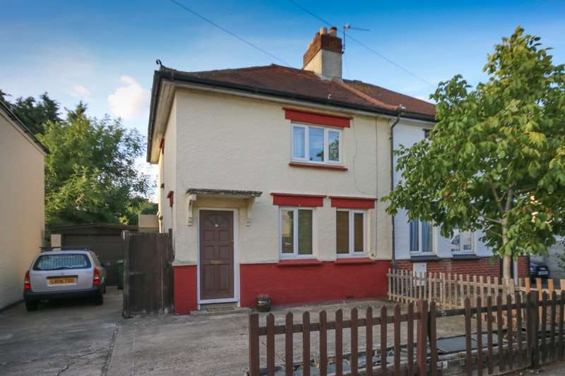 3 Bedrooms Semi Detached House for sale in Worple Avenue, Staines-upon-Thames, Surrey, TW18