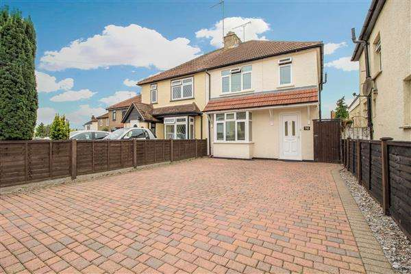 4 Bedrooms Semi Detached House for sale in Stanstead Road, Hoddesdon